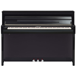 Yamaha CLP685PE Pianoforte Digitale Nero Lucido