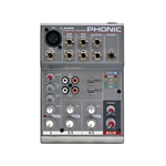 Phonic AM55 Mixer Compatto