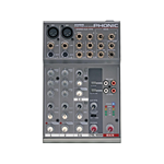 Phonic AM85 Mixer Compatto 4 Canali