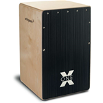 Schlagwerk CP 160 - Cajon X-one Hard Coal Stripes