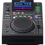 Gemini MDJ 600 Media Player MIDI USB