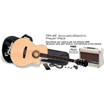 Epiphone PR4E Acoustic/Electric Player Pack PPGR-EEP4NACH1-EU