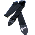 Gibson ASGSB 10 strap regular style Tracolla nera