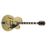 Gretsch G2420T Streamliner Hollow Body with Bigsby, Broad'Tron Pickups,Golddust
