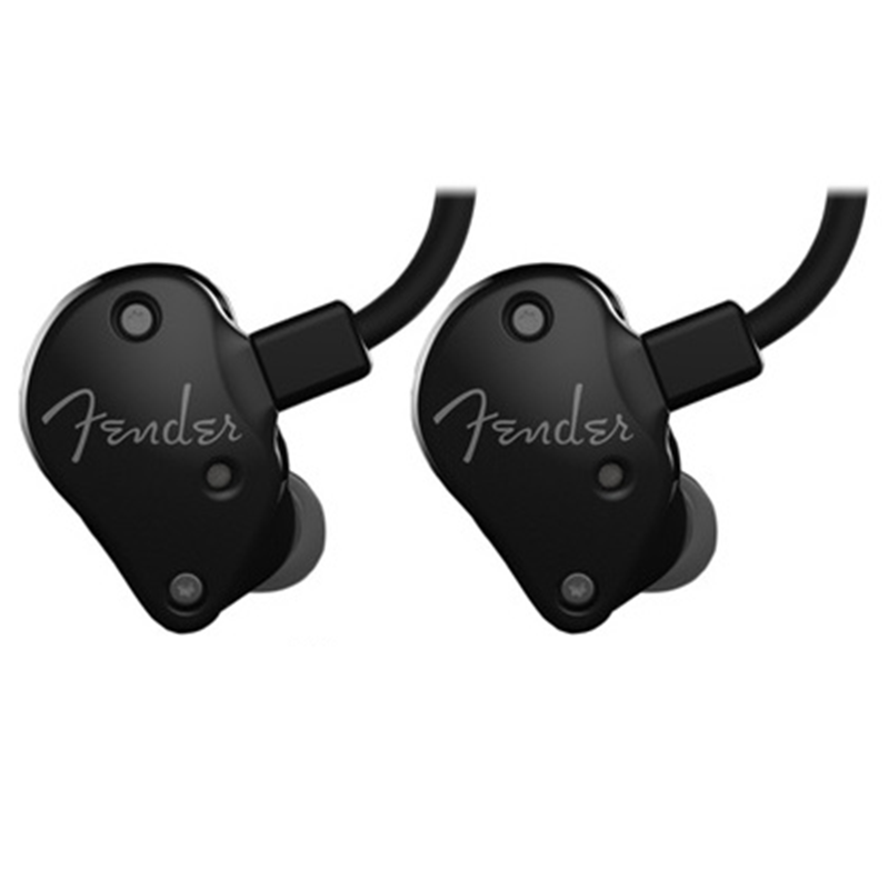Fender FXA2 Pro In Ear Monitor Metal Black