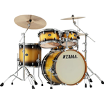 Tama VP50RS-VGD - shell kit - finitura Vintage Gold Duco