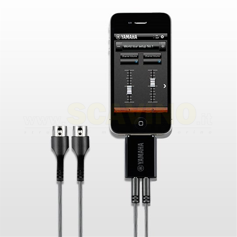 Yamaha IMX1 Interfaccia MIDI iPhone/iPad