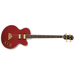 Epiphone Allen Woody Rumblekat Limited Edition Wine Red