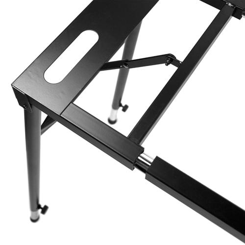 Sm pro ts supporto per tastiera a 4 gambe supporti per tastiere - Tastiera del letto ...