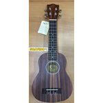 LAX UK21 Ukulele Soprano NS zebrato