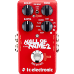 TC Electronic Hall of Fame 2 Effetto Riverbero a Pedale