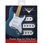 Fender Custom Shop Fat 50 Strat 3 Set