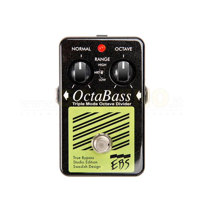 EBS Octa Bass Studio Edition EBS4301
