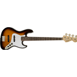 Fender Squier Affinity Jazz Bass® Rosewood Fingerboard, Brown Sunburst
