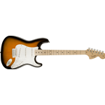 Fender Squier Affinity Stratocaster® Maple Fingerboard, 2-Color Sunburst