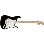 Fender Squier Affinity Stratocaster® Maple Fingerboard, Black