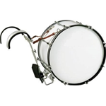 OYSTER JBMB2212 MARCHING BASS DRUM