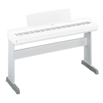 Yamaha L255WH Stand per Piano P255 Bianco