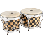 Latin Percussion LPA601 CHKC Bongos Aspire Accent