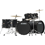 Tama IP72ZH8N-BBOB - batteria completa - finitura Blacked Out Black - LIMITED EDITION