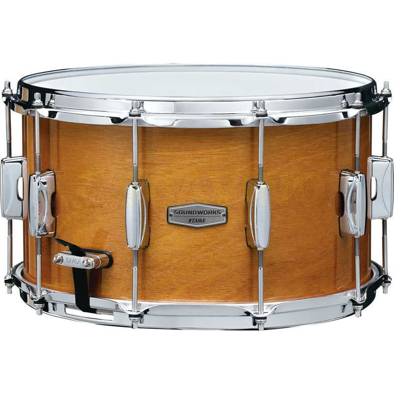 "Tama DKP148-GAK Soundworks Kapur - 14""x8"" - finitura ""Gloss Amber Kapur"" - LIMITED EDITION"