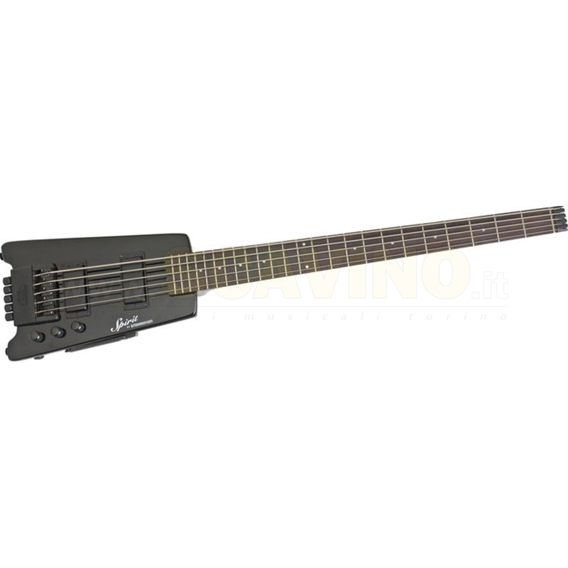Steinberger Spirit XT-2 5-String Standard Bass Black