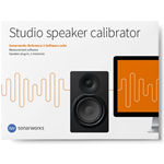 Sonarworks Reference 3 Speaker Calibration Software Suite + Mic