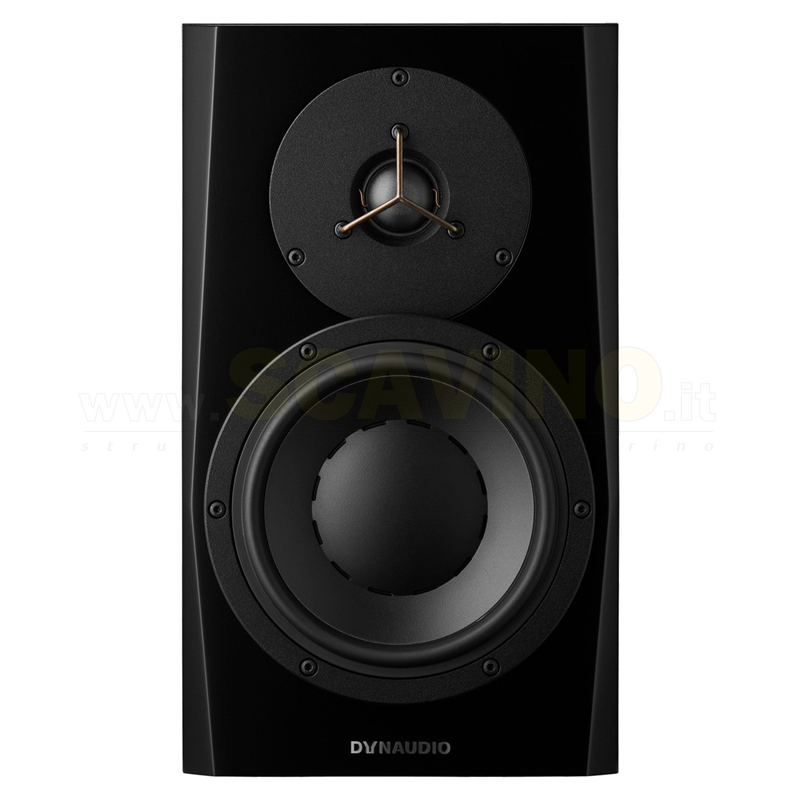 Dynaudio Pro Lyd 7 Black Studio Monitor
