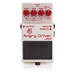 Boss JB2 Angry Driver Doppio Effetto Overdrive Pedale