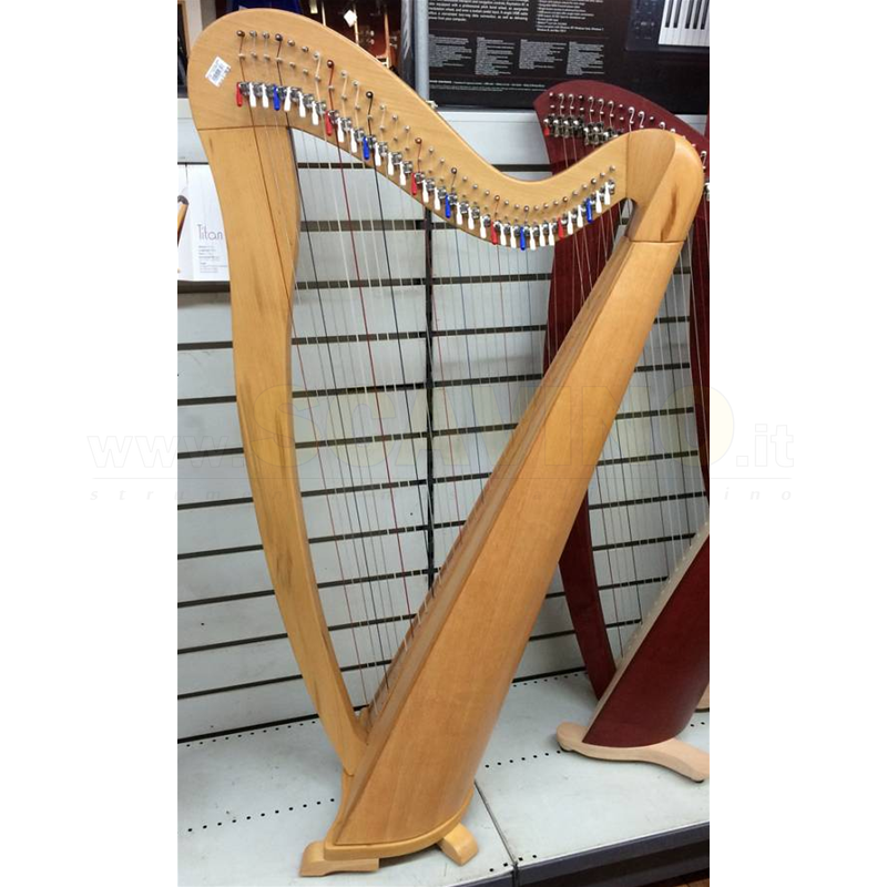 Halifax 2738 Arpa Celtica Natural 38 corde