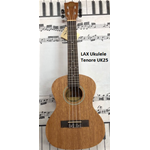 LAX UK25NS Ukulele Tenore  mogano