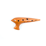 Ocarina in LAb Plaschke terracotta
