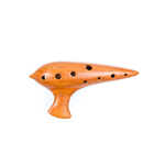 Ocarina in Re Plaschke terracotta