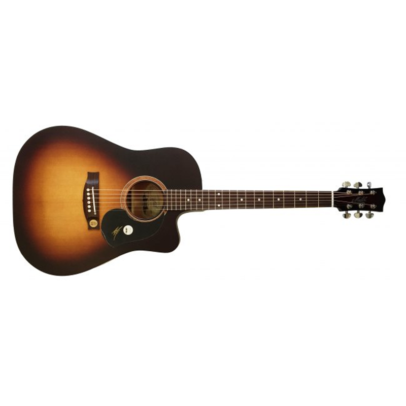 Maton SRS60C Tobacco Sunburst Solid Road Series