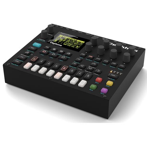 elektron digitone drum machine 8 voci con sampler drum machines. Black Bedroom Furniture Sets. Home Design Ideas