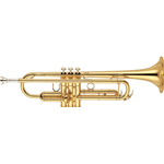Yamaha YTR6345G Tromba Professionale in Sib Laccata