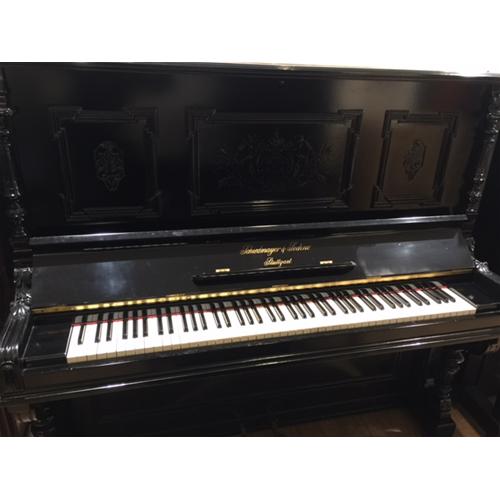 usato Schiedmayer & Soehne Pianoforte Verticale Pianoforti Usati