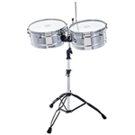 Meinl HT1314CH Timbales con Stand
