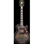 D'Angelico EXCEL SS Gray Black Stairstep