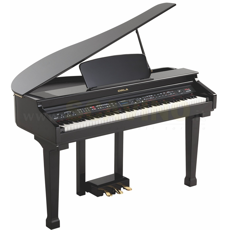 Orla GRAND 120 BK Pianoforte digitale nero