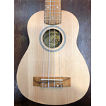 LAX UK21 ZN Ukulele Soprano  Natural