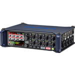Zoom F8 multitrack field recorder Registratore 8 Canali