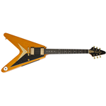 "Epiphone Ltd. Ed.Joe Bonamassa 1958 ""Amos"" Korina Flying-V Outfit"