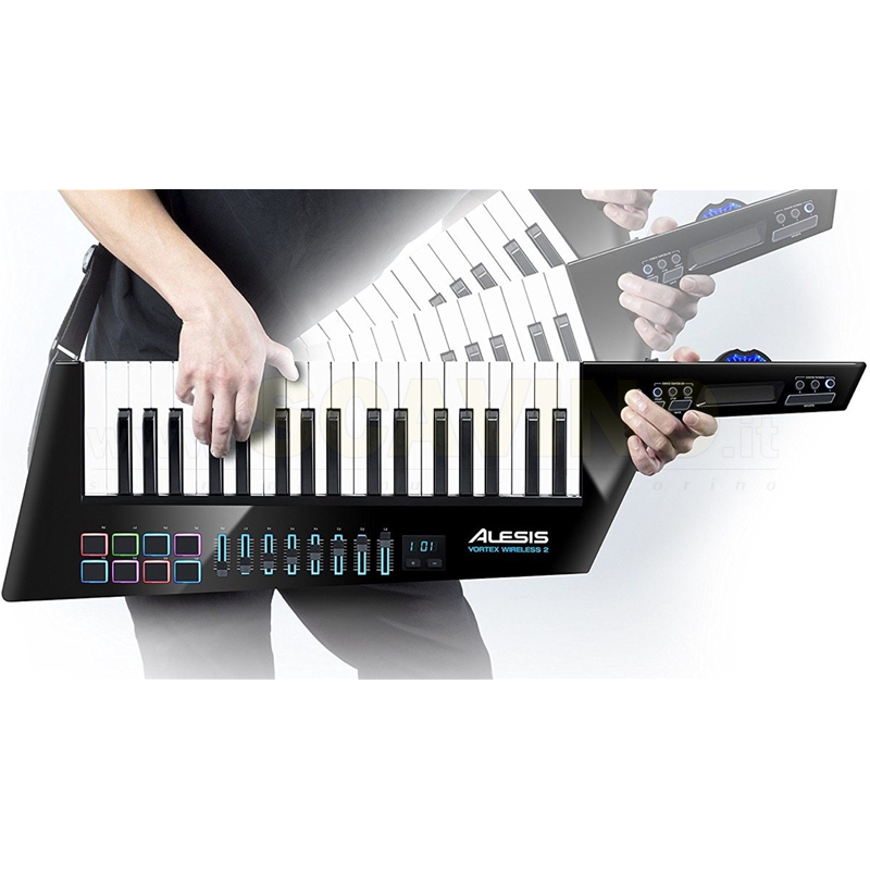 Alesis Vortex 2 Wireless Tastiera a tracolla