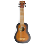 LAX UK21 Ukulele Soprano BS SUNB