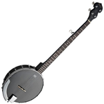 Stagg BJW Open Banjo 6 Corde
