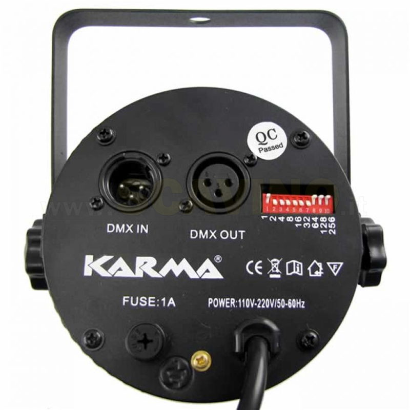 KARMA DJLED213 Illuminatore a Led