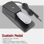 PEDALE SUSTAIN SP-1