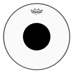 Remo CS031810 Pelle Controlled Sound Black Dot 18''