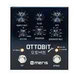 Meris Ottobit JR Pedale per Chitarra Crusher e Sequencer